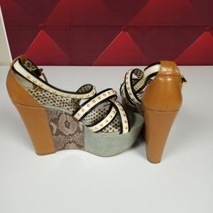 Jessica Simpson High Wedges Shoes